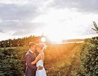 Bryllup Jomfrubakken