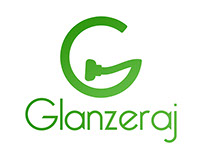 House cleaning service Glanzeraj logo