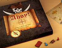Ahoy! boardgame