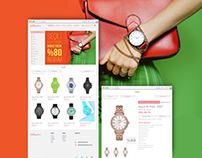 Web Template - Shopping