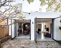 Chimney House by Atelier DAU