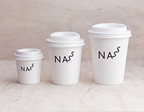 Nass Organic Juice Bar, Identity & Packaging