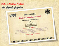 Make In India, Madhya Pradesh Pavilion by Deepak Singh