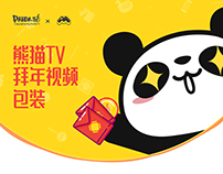 Packaging | Spring Festival Video for PandaTV