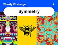 Weekly Challenge: Symmetry