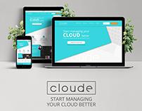 CLOUDE, Cloud Managment