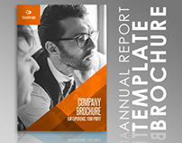 Company Brochure Adobe Indesign Template