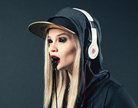 Beats by Dr. Dre Advertising Campaign