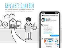 Renter's Insurance Chatbot
