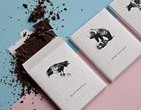 WRITER'S CHOCOLATE: Chocolate Package Design