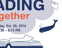 Flyer for a School Reading Event - TEP Charter School