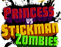 Princess-vs-Stickman-Zombies (Game)