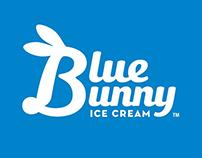Blue Bunny Ice Cream Website