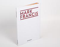 Mark Francis Exhibition Catalogue for Dirimart