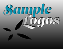 Collection of logos I designed for various clients.