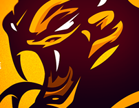 'Oregon Demons' Logo