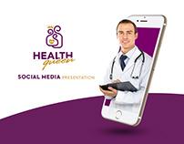 Health Queen - Social Media
