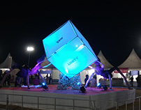 Sabarmati Riverfront Festival - Installation