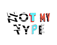 Not My Type - Free, customizable, animated typefaces