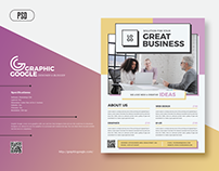 Free Modern Corporate Business Flyer