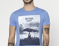 SKY HIGH TEE