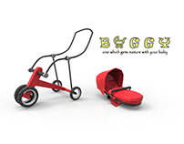 Buggy : one which gets mature with your baby