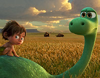 Pixar's The Good Dinosaur Director Interview