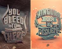 /// Typography 3D ///
