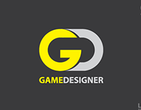 Game Designer Magazine - Logo Design