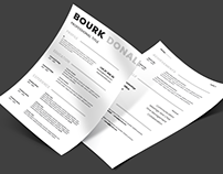 Free 2017 Resume Template