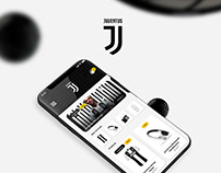 Juventus | Mobile Shop Concept