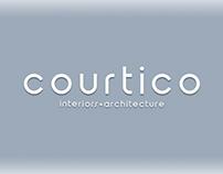 courtico brand identity