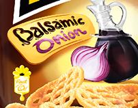Snack packaging design