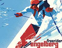 Engelberg freerider