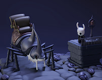 Hollow Knight The Last Stag