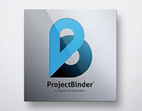 Diseño de la rotulación de la empresa Project Binder.