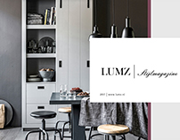 LUMZ Product Catalogue for furniture company