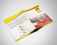 4 Pages Brochure Design