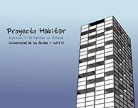 Proyecto Habitar: Habitar en Altura