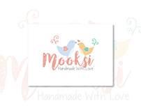 Mooksi Arts & Crafts - Logo Design