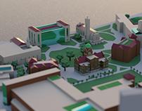 3D campus