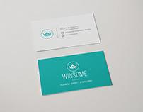 Winsome shop Branding