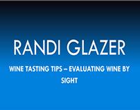 Randi Glazer: Wine Tasting