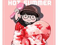 -HOT SUMMER-