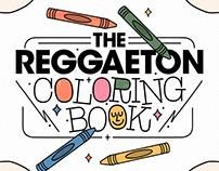 Reggaeton Coloring Book