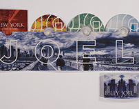 New York State of Mind: Billy Joel Box Set Collecition