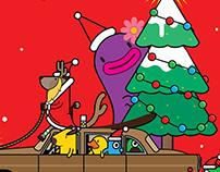 Merry Christmas Jambo Island