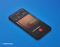 Musicovery iOS