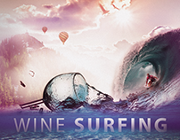 Wine Surfing