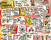 Graphic Recording  LADFEST 2017
